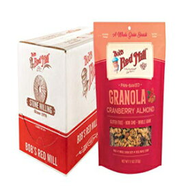 Bob's Red Mill Pan-Baked Cranberry Almond Granola