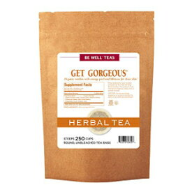 The Republic of Tea Be Well Rooibos Red Tea - G