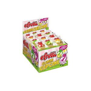 E.frutti Gummiカップケーキ、.28オンス(60パック)、16.8オンス(480 g)約60 * 0.28オンス(8 g)ピース E.frutti Gummi Cupcakes, .28-Ounce (Pack of 60), 16.8 oz (480 g) APPROX 60*0.28 oz (8 g) PIECES