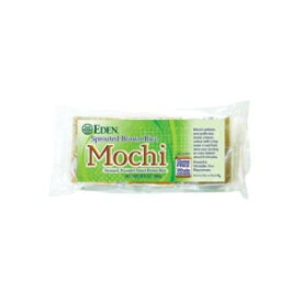 Eden Sprouted Brown Rice Mochi, 10.5-Ounce Package