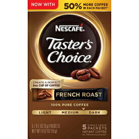 Nescafe Taster's Choice Instant Coffee, French Ro