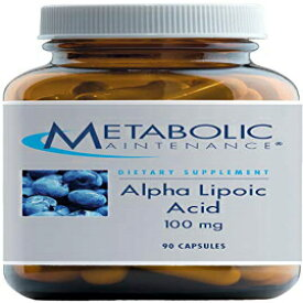 Metabolic Maintenance Alpha Lipoic Acid - 100 Mill