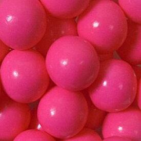 ピンク1インチガムボール、1LB Pink 1 Inch Gumballs, 1L