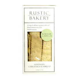 Rustic Bakery Flatbread, Rosemary, 6 oz