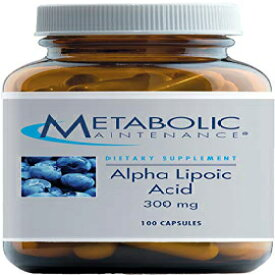 Metabolic Maintenance Alpha Lipoic Acid - 300 Mill