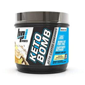 BPI Sports Keto Bomb – Ketogenic Coffee Creamer