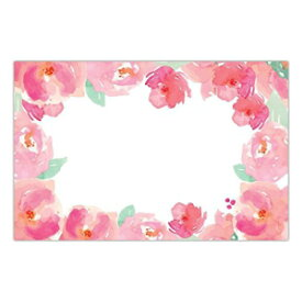 DB Party Studio Paper Placemats Pink 25 Count Dis