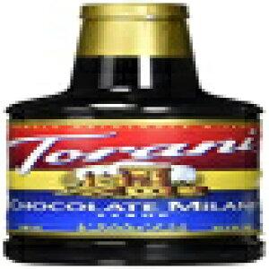 トラーニチョコレートミラノシロップ、750 MlPETプラスチックボトル Torani Chocolate Milano Syrup, 750 Ml PET Plastic Bottle