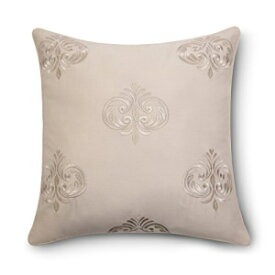 Pointehaven RIVDP18X18 Riviera Embroidered Decorative
