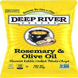 Deep River Snacks Rosemary & Olive Oil Kettle Co