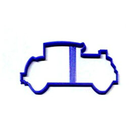 YNGLLC GATSBY CAR OUTLINE 1920S ROARING 20S TWENTIES VINTAGE VEHICLE SPECIAL OCCASION COOKIE CUTTER BAKING TOOL 3D PRINTED MADE IN USA PR3257
