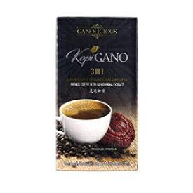 10箱Gano Cafe 3-in-1 Gano Excel USA Inc.-200サシェ 1
