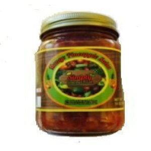 マンゴーパイナップルサルサ Mango Pineapple Salsa