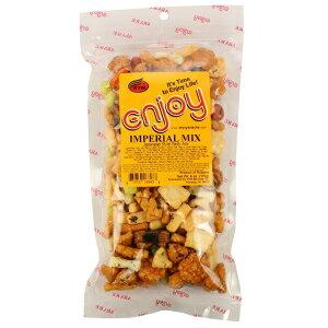 あられせんべいインペリアルミックス6オンス(2袋) Enjoy Japanese Arare Rice Crackers Imperial Mix 6 Ounces (2 Bags)