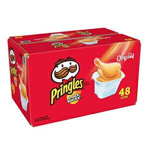 プリングルズオリジナルスナックスタック、32.16オンス、48カウント Pringles Original Snack Stacks, 32.16 Ounce, 48 count