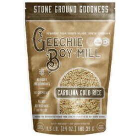 Geechie Boy Mill Carolina Gold Rice
