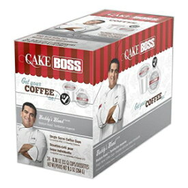 Cake Boss Coffee, Buddy's Blend, 24 Count