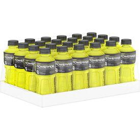 パワーエイド、ビタミンを含む電解質強化スポーツドリンク、レモンライム、20液量オンス、24パック POWERADE, Electrolyte Enhanced Sports Drinks w/ vitamins, Lemon Lime, 20 fl oz, 24 Pack
