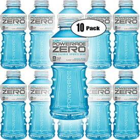 パワーエイドゼロブルーミックスベリー、ゼロカロリースポーツドリンク、20オンス(10パック、合計200オンス) Powerade Zero Blue Mixed Berry, Zero Calorie Sports Drink, 20oz (Pack of 10, Total of 200 Oz)