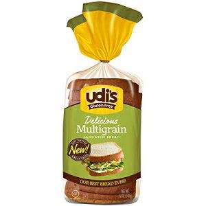 Udi's Delicious Gluten-Free MultiGrain Bread, 12
