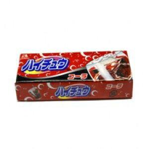森永ハイチュウ-コーラソフトキャンディー×20パック Morinaga Hi-Chew - Cola Soft Candy x 20-pack