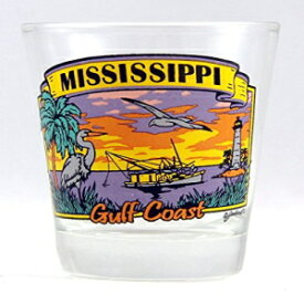Mississippi Gulf Coast Shot Glass