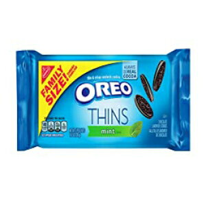Oreo Thins Chocolate Sandwich Cookies - Family Size, 13.1 Ounce