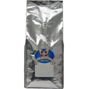 サンマルココーヒーカフェイン抜き風味の挽いたコーヒー、ピーナッツバター、2ポンド San Marco Coffee Decaffeinated Flavored Ground Coffee, Peanut Butter, 2 Pound
