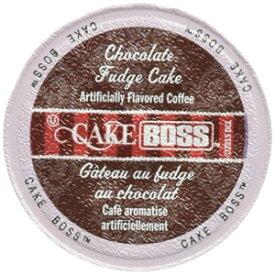 Cake Boss Coffee, Chocolate Fudge Cake, 24 Count