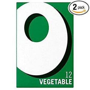 Oxo 12野菜ストックキューブ-71g-2個パック(71g x 2) Oxo