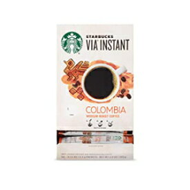 50 Count, Colombia, Starbucks VIA Instant Coffee