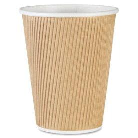 Genuine Joe GJO11260CT Insulated Ripple Hot Cup,