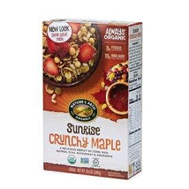 Nature's Path Sunrise Crunchy Maple Cereal, Healt