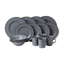 Royal Doulton 40033732, 16 Piece Set, Gray