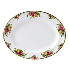Royal Doulton Old Country Roses Oval Platter, 16