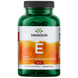 Swanson Natural Vitamin E 400 Iu (268 Milligrams