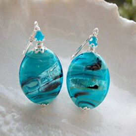 Sale, Murano Glass Earrings