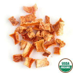 有機オレンジピール-乾燥オレンジピール-カリフォルニア産スモ