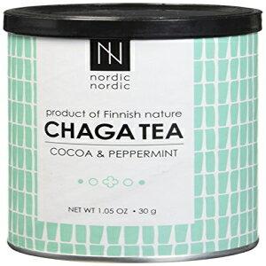 NordicNordic Chaga Mushroom Tea(ココアミントフレーバー