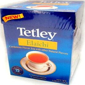 Tetley Elaichi Tea - NEW! (72 tea bags)