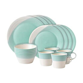 Royal Doulton 40029951 Aqua 1815 Collection 16 Pie