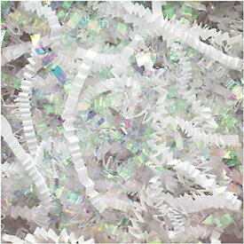 Crinkle Cut Paper Shred Filler (1/2 LB) for Gif