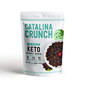 Catalina Crunch Mint Chocolate Chip Keto Cereal: