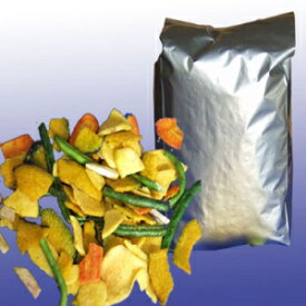 Dried Mixed Vegetable Chips, 3 lbs bulk bag