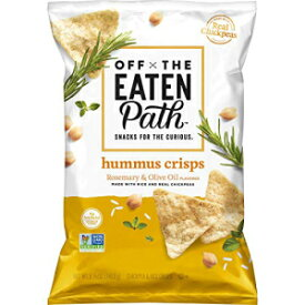 Off the Eaten Path Hummus Crisps, Rosemary & Olive Oil, 5.25oz