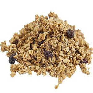 エリンベイカーのホームスタイルグラノーラ、オートミールレーズン、グルテンフリー、古代の穀物、ビーガン、非GMO、シリアル、バルク10ポンドバッグ Erin Baker's Homestyle Granola, Oatmeal Raisin, G