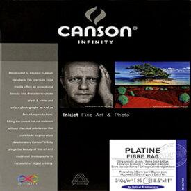 Canson Infinity Platine Fibre Rag Fine Art Paper,