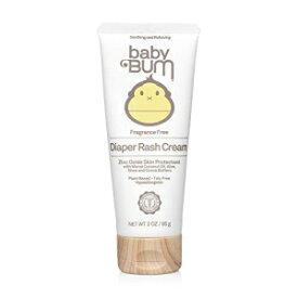 Baby Bum Diaper Rash Cream - Fragrance Free – N
