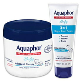 Aquaphor Baby Skin Care Set - Fragrance Free, Pr