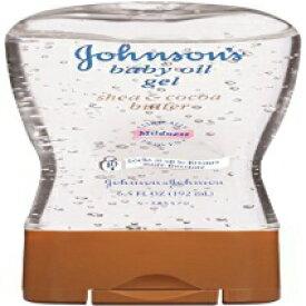 Johnson & Johnson Johnson's Baby Oil Gel 6.5oz (Pack of 4)